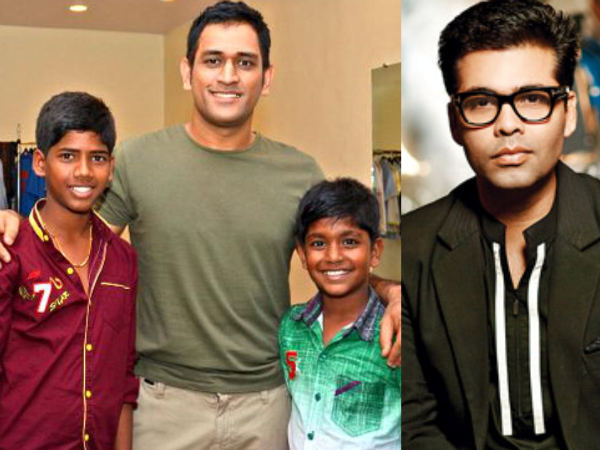 What MS Dhoni And Karan Johar Said About Kaaka Muttai?