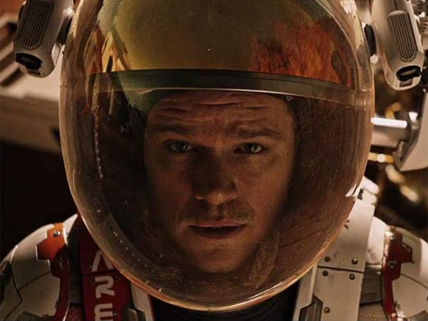 'The Martian' Trailer Starring Matt Damon Is Gripping!