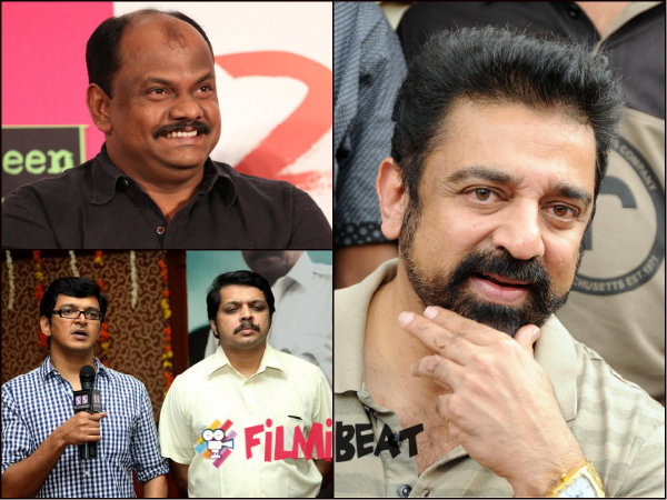 Kamal Haasan To Play The Lead In Roshan Andrews & Bobby-Sanjay Movie