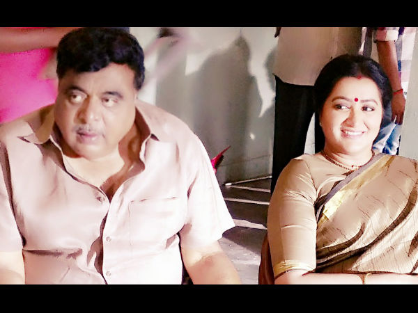 Ambareesh And Sumalatha