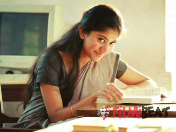 Sai Pallavi To Quit Acting?