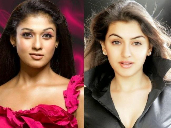 Nayantara's Loss Is Hansika's Gain