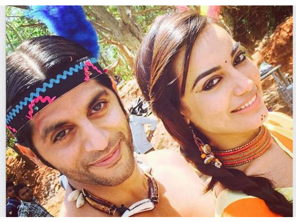 Qubool Hai's Aahil And Jannat To Become Tribals In Jungle!
