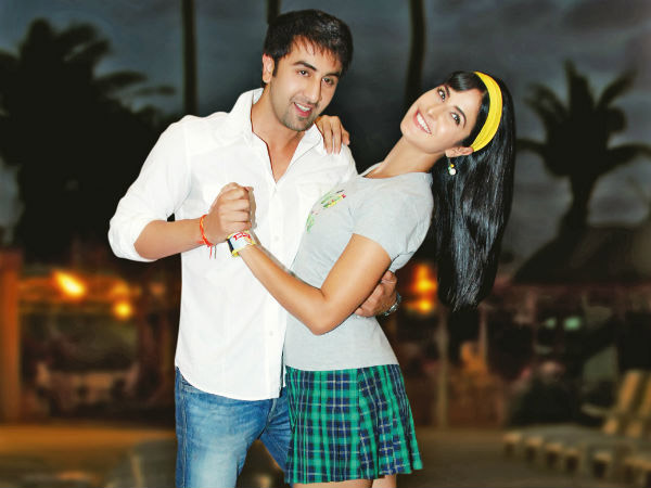 Ranbir With Katrina
