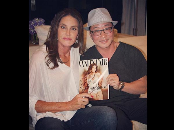 Caitlyn Jenner Is Stylish! See Her First Pic Post VF Cover Spread
