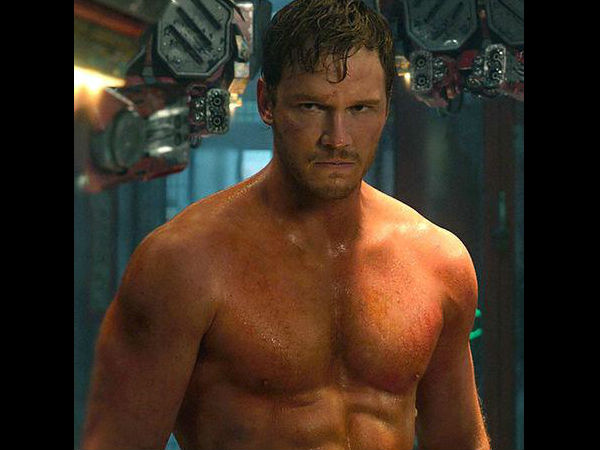 'Jurassic World' Actor Chris Pratt Was Once A Stripper!
