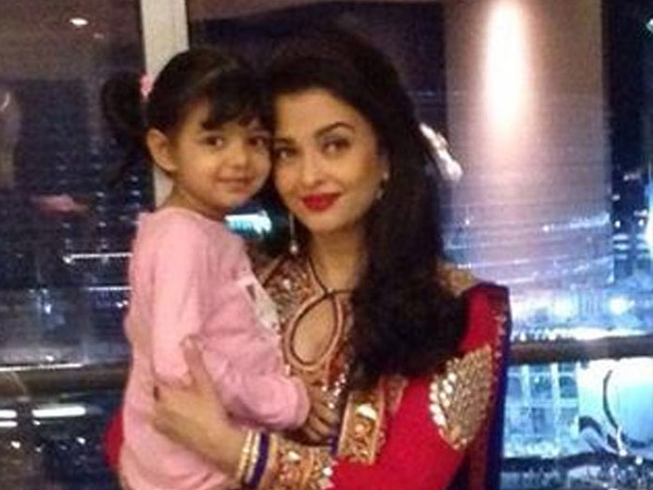 Aish And Aaradhya