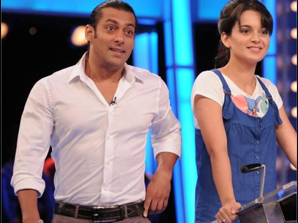 Kangana And Salman