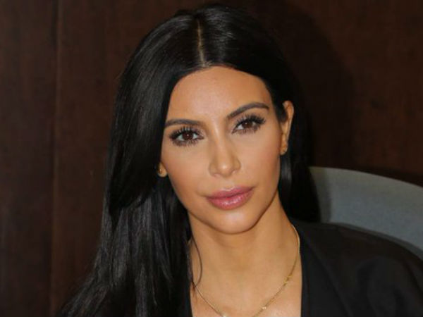 Pregnant Kim Slams Rumours, Says 'Sex Of The Baby Is A Secret'