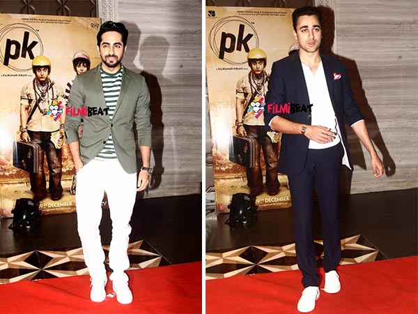 Ayushmann And Imran