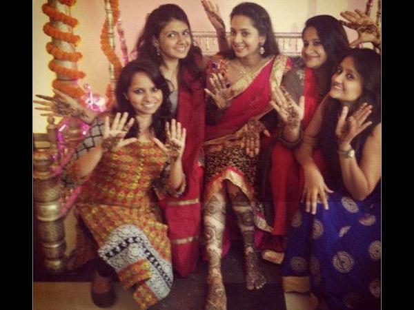 Big Fat Indian Wedding For Iss Pyaar Ko Kya Naam Doons Avinash Sachdev Shalmalee Desai