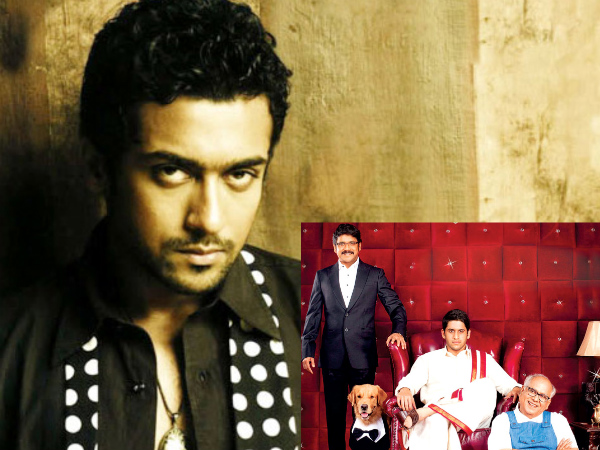 Vikram Kumar's 24: Suriya To Reprise 3 Roles Portrayed By The 3 Akkinenis?