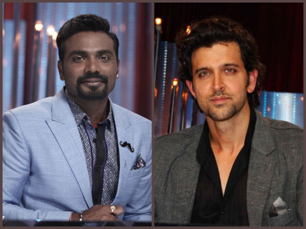 Remo's Dream Project With Hrithik Roshan