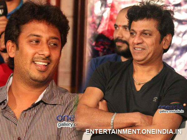 The Duo Of Harsha And Shivarajkumar