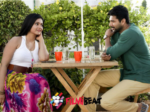 Jayam Ravi And Poonam Bajwa