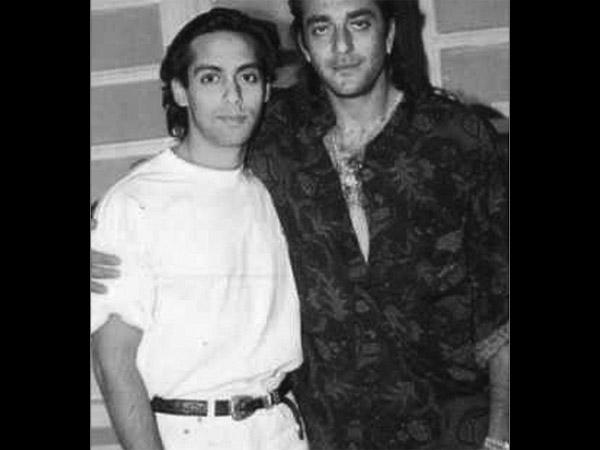 Salman And Sanjay