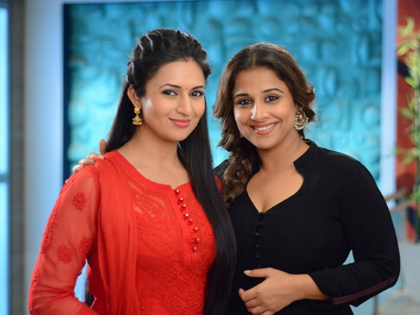 What's Common Between Vidya Balan And Yeh Hai Mohabbatein's Divyanka Tripathi?