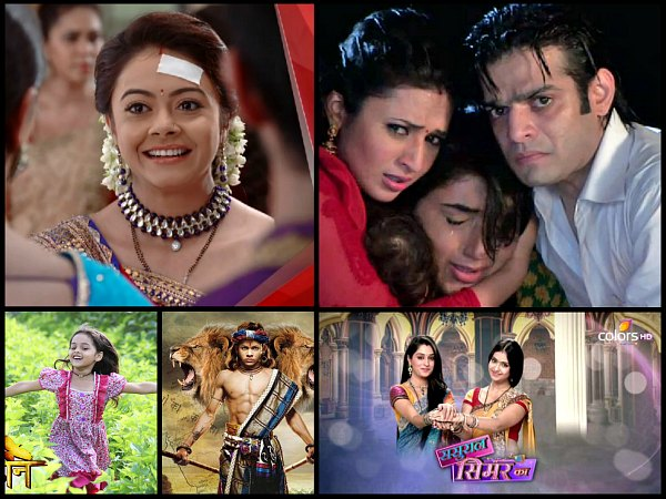 Latest TRP Ratings: Saathiya, Yeh Hai Mohabbatein, Ashok Samrat Top, Kumkum.. dips!