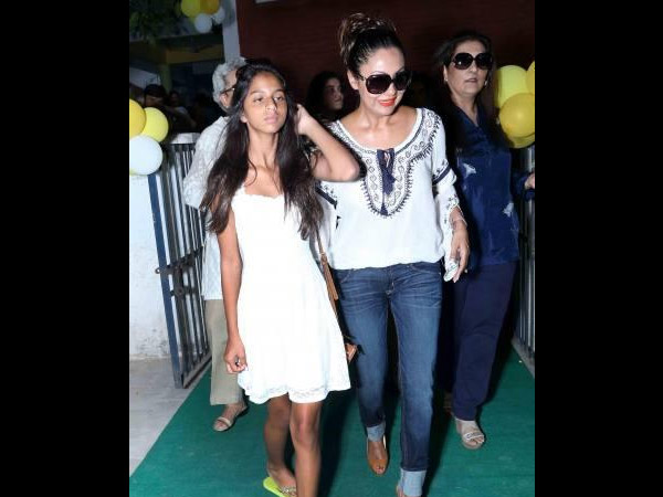 Gauri And Suhana