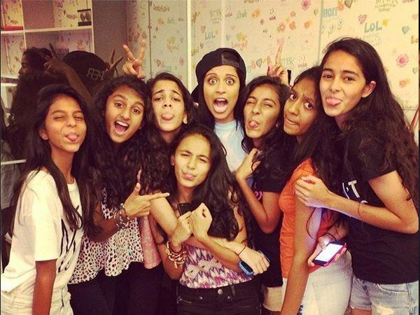Suhana And Friends