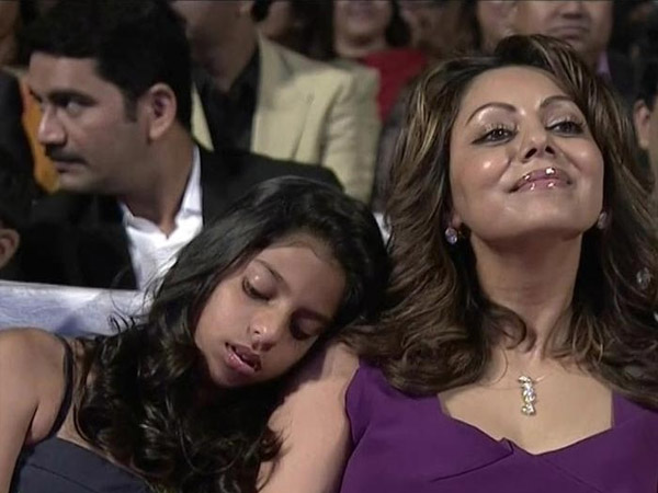 Gauri With Suhana