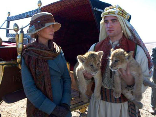 Queen of the Desert Trailer Nicole Kidman, Robert Pattinson & James Franco's Epic