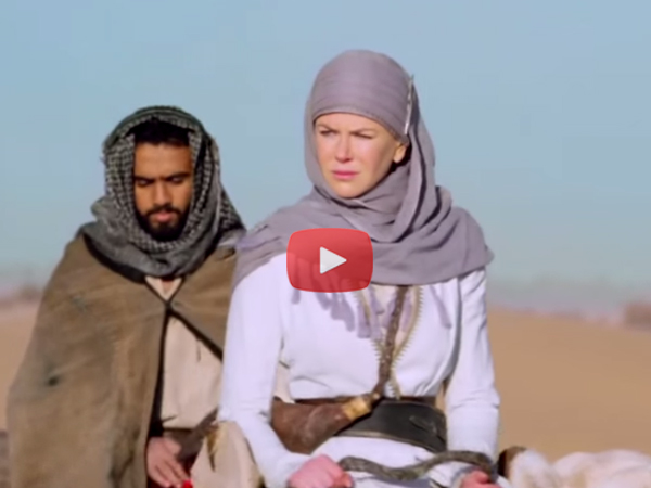 'Queen of the Desert' Trailer