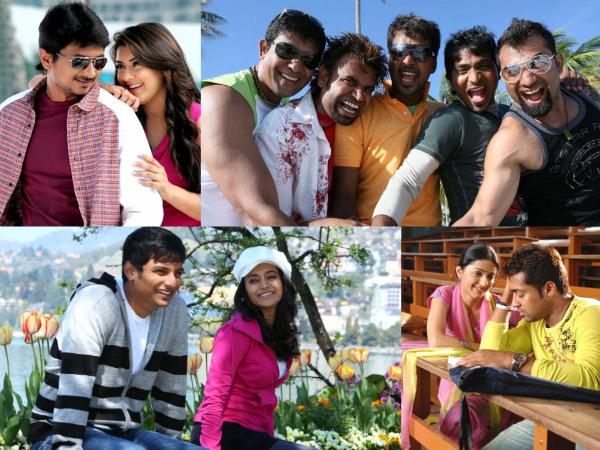 Romantic Comedy Tamil Movies | Top 10 Romantic Comedy Tamil