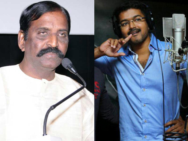 """Puli's Songs Reflects Thoughts Of The Poor"": Vairamuthu Spills The Beans!"