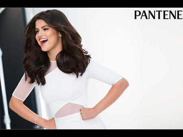 Selena Gomez Is Thrilled To Be The New Face of Pantene