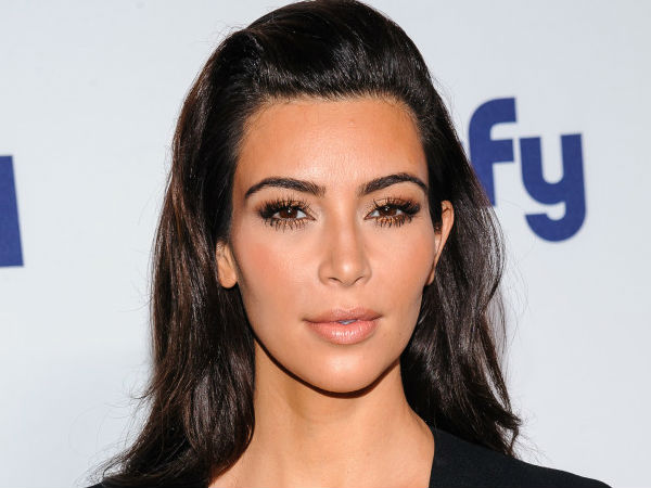 Kim Kardashian Misspells Giorgio Armani, Gets Corrected On Twitter By Fashion House!