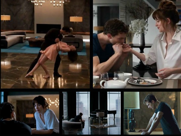 A Look At Christian Grey's Point of View In EL James' 'Grey' Book