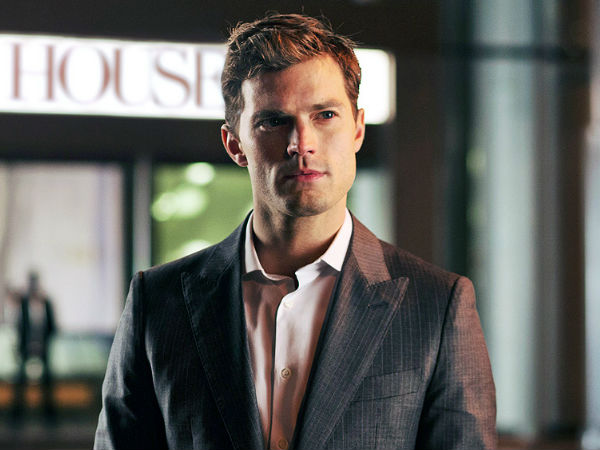 Happy Birthday Christian Grey! Inside  EL James' 'Grey'