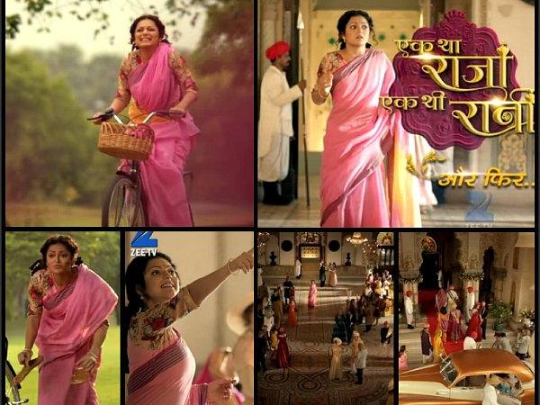 Ek Tha Raja Ek Thi Rani Promo 2: Drashti Dhami Shines Right Through!