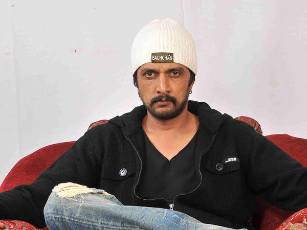I Will Act In All Types Of Genres - Sudeep