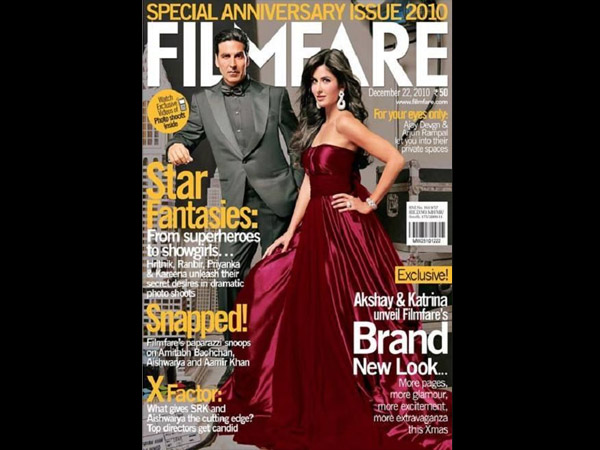 Katrina And Akshay