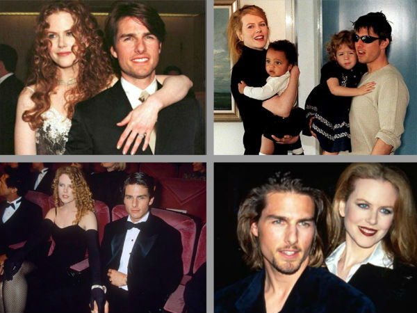 Happy Birthday Nicole Kidman: Her Love Story With Tom ...