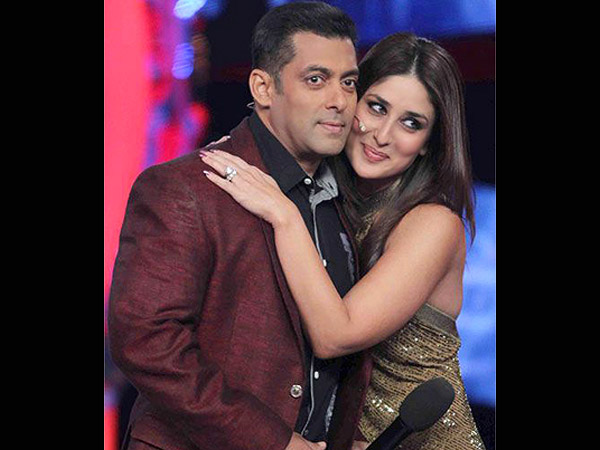 Kareena With Salman