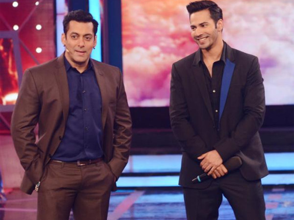 Salman And Varun
