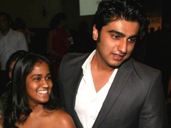 Arjun Kapoor Affair With Salman's Sister