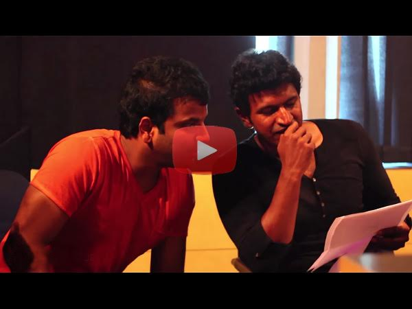 WATCH: Another Charbuster By Puneeth Rahjkumar From Sathish Ninasam's 'Rocket'!