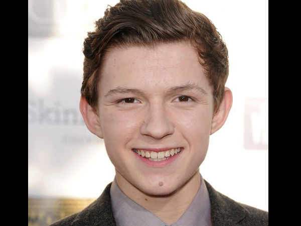And Marvel's Next Spider-Man Is English Actor Tom Holland!