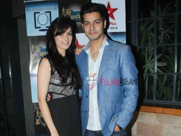 When Mere Angne Mein's Ekta Threw Coconut On Karam!