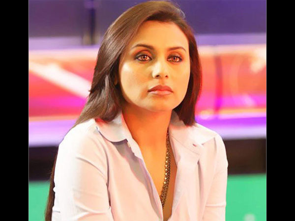 Rani Mukherjee In No One Killed Jessica
