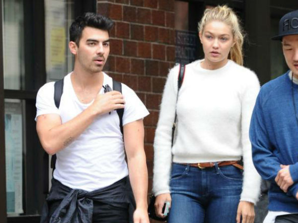 Joe Jonas Is Dating Gigi Hadid, Brother Nick Jonas Confirms!