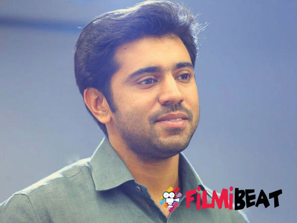 nivin pauly first movie