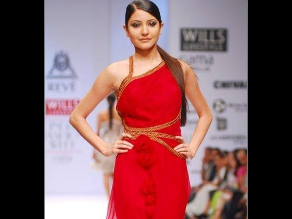 Anushka On Ramp