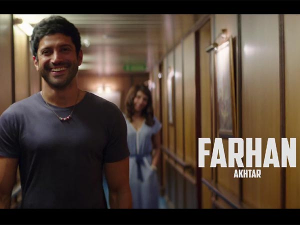 Farhan Akhtar's Movie