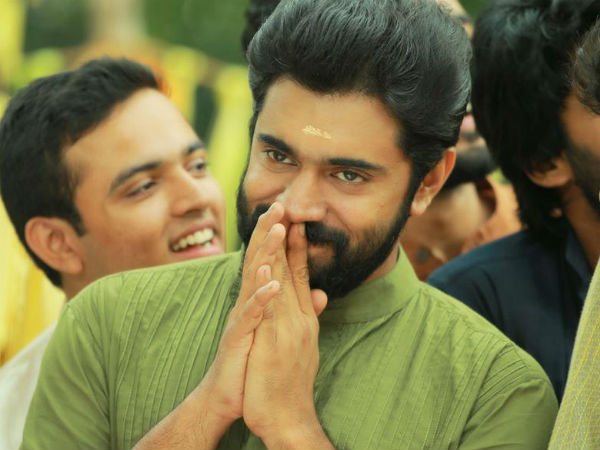 Best Actor (Critics): Nivin Pauly