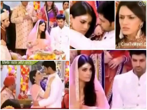 Ishveer Together, Ritika Jealous, Shikar Broken